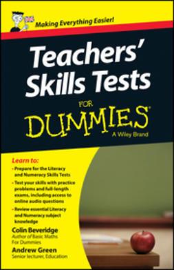 Beveridge, Colin - Teacher's Skills Tests For Dummies, ebook