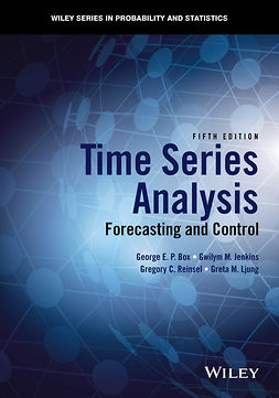 Box, George E. P. - Time Series Analysis: Forecasting and Control, e-bok