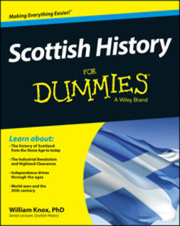 Knox, William - Scottish History For Dummies, e-kirja
