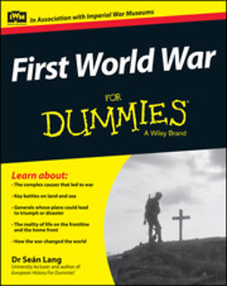 Lang, Seán - First World War For Dummies, ebook