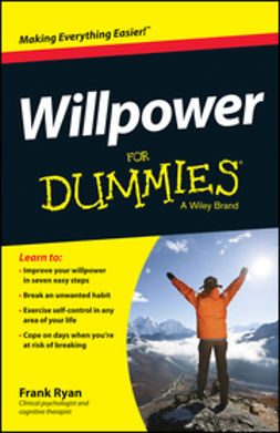 Ryan, Frank - Willpower For Dummies, ebook
