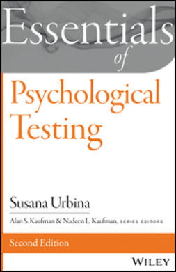 Urbina, Susana - Essentials of Psychological Testing, ebook