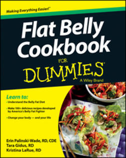 Gidus, Tara - Flat Belly Cookbook For Dummies, ebook
