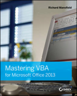 Mansfield, Richard - Mastering VBA for Microsoft Office 2013, ebook