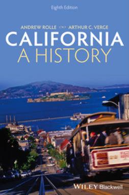 Rolle, Andrew - California: A History, e-kirja