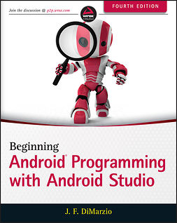 DiMarzio, Jerome - Beginning Android Programming with Android Studio, ebook