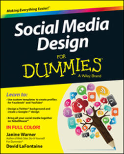 LaFontaine, David - Social Media Design For Dummies, ebook