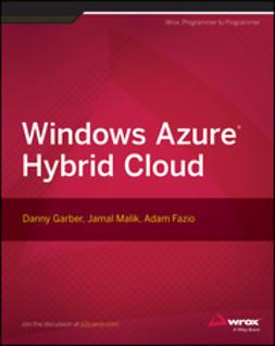 Fazio, Adam - Windows Azure Hybrid Cloud, ebook