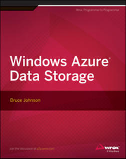 Johnson, Bruce - Windows Azure Data Storage, ebook