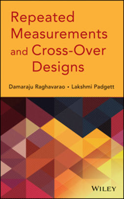 Raghavarao, Damaraju - Repeated Measurements and Cross-Over Designs, ebook