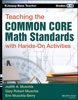 Muschla, Gary Robert - Teaching the Common Core Math Standards with Hands-On Activities, Grades 9-12, e-bok