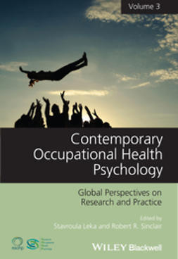 Leka, Stavroula - Contemporary Occupational Health Psychology: Global Perspectives on Research and Practice, Volume 3, e-kirja