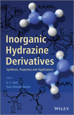 Patil, K. C. - Inorganic Hydrazine Derivatives: Synthesis, Properties and Applications, ebook