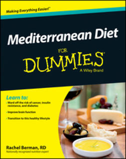 Berman, Rachel - Mediterranean Diet For Dummies, ebook