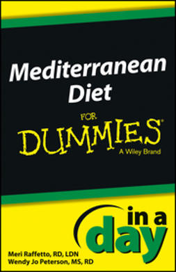 Peterson, Wendy Jo - Mediterranean Diet In a Day For Dummies, e-kirja