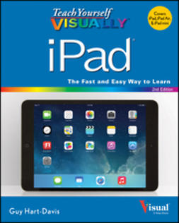 Hart-Davis, Guy - Teach Yourself VISUALLY iPad, ebook