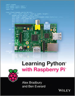 Bradbury, Alex - Learning Python with Raspberry Pi, ebook
