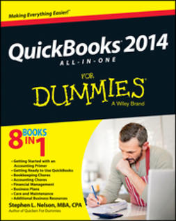 Nelson, Stephen L. - QuickBooks 2014 All-in-One For Dummies, ebook