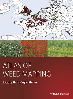 Kraehmer, Hansjoerg - Atlas of Weed Mapping, ebook