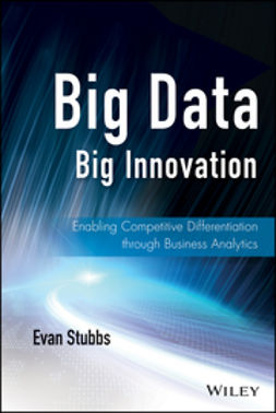 Stubbs, Evan - Big Data, Big Innovation: Enabling Competitive Differentiation through Business Analytics, e-kirja
