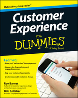 Barnes, Roy - Customer Experience For Dummies, ebook