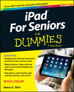 Muir, Nancy C. - iPad For Seniors For Dummies, e-bok