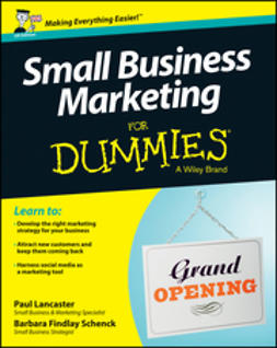 Lancaster, Paul - Small Business Marketing For Dummies, ebook