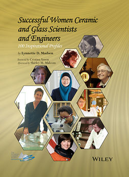 Amon, Cristina - Successful Women Ceramic and Glass Scientists and Engineers: 100 Inspirational Profiles, e-bok