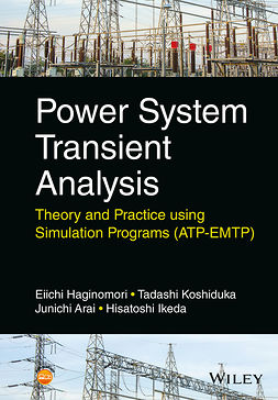 Arai, Junichi - Power System Transient Analysis: Theory and Practice using Simulation Programs (ATP-EMTP), e-kirja