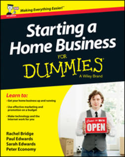 Bridge, Rachel - Starting a Home Business For Dummies, ebook