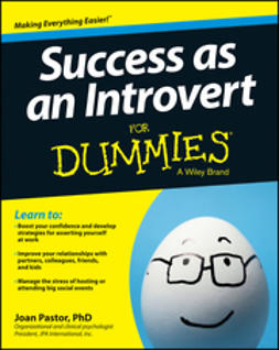 Pastor, Joan - Success as an Introvert For Dummies, ebook