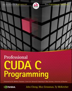 Cheng, John - Professional CUDA C Programming, ebook