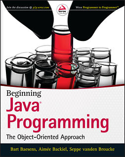 Backiel, Aimee - Beginning Java Programming: The Object-Oriented Approach, ebook