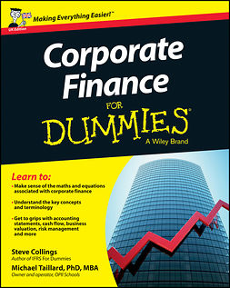 Collings, Steven - Corporate Finance For Dummies, ebook