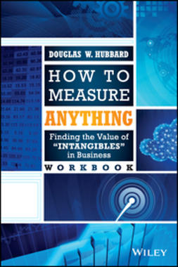 Hubbard, Douglas W. - How to Measure Anything Workbook: Finding the Value of Intangibles in Business, ebook