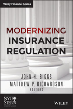 Biggs, John H. - Modernizing Insurance Regulation, ebook