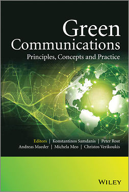 Maeder, Andreas - Green Communications: Principles, Concepts and Practice, e-bok