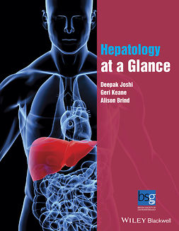Brind, Alison - Hepatology at a Glance, ebook