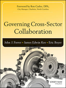 Boyer, Eric - Governing Cross-Sector Collaboration, e-bok