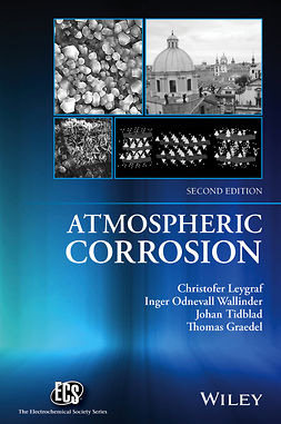 Graedel, Thomas - Atmospheric Corrosion, ebook