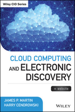 Cendrowski, Harry - Cloud Computing and Electronic Discovery, e-kirja