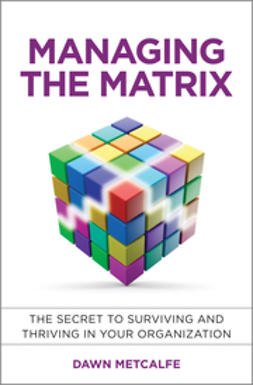 Metcalfe, Dawn - Managing the Matrix: The Secret to Surviving and Thriving in Your Organization, ebook
