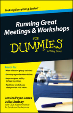 Pryce-Jones, Jessica - Running Great Meetings & Workshops For Dummies, ebook