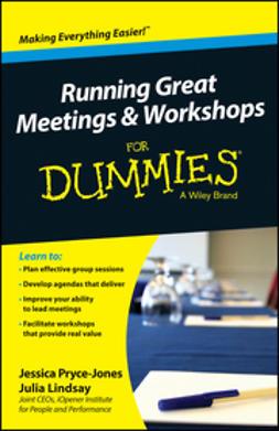 Running Great Meetings & Workshops For Dummies