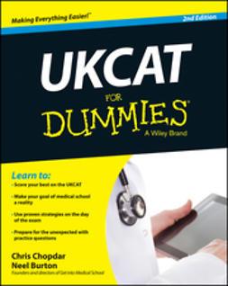 Chopdar, Chris - UKCAT For Dummies, ebook