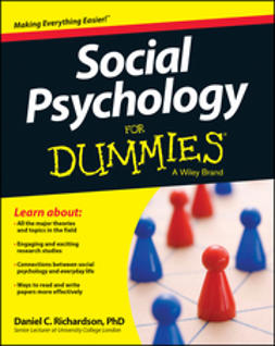Richardson, Daniel - Social Psychology For Dummies, ebook