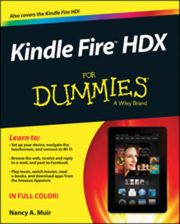 Muir, Nancy C. - Kindle Fire HDX For Dummies, ebook