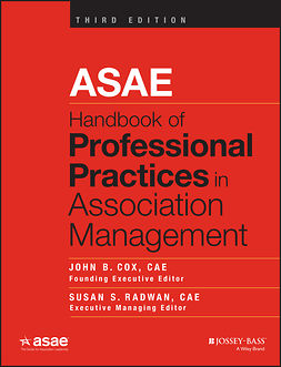 Cox, John B. - ASAE Handbook of Professional Practices in Association Management, e-bok