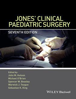 Jones' Clinical Paediatric Surgery