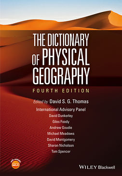 Thomas, David S. G. - The Dictionary of Physical Geography, e-kirja